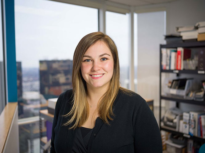 Leigh Ann Castillon, IIDA Associate, Interior Design