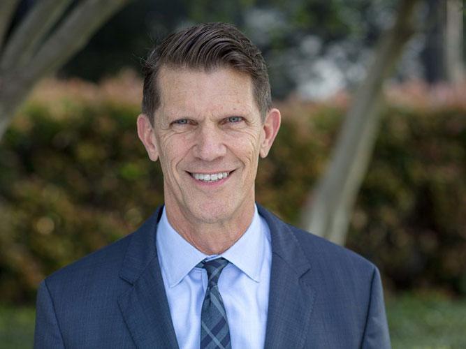 Keith Anderson, Principal