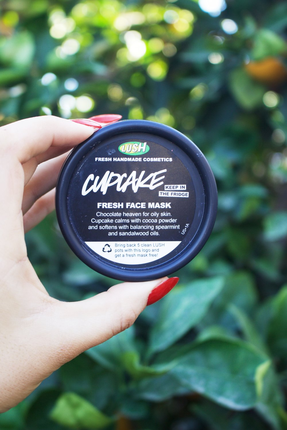 Treat Yo' Self - Grab a face mask... or if you're like me grab 20