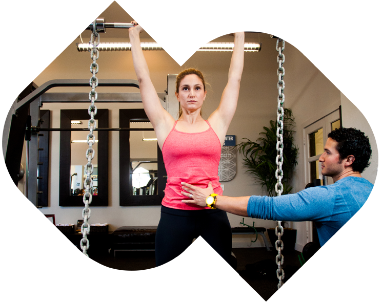 Learn more about our process for new personal training clients.