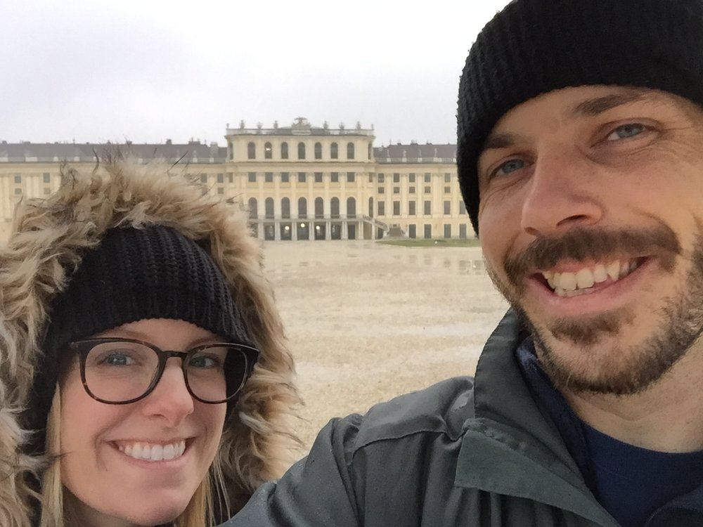Vienna's Royal Summer House  Schonbrunn Palace, Vienna, Austria