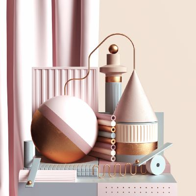 3D Still Life   Saved From:  Pinterest