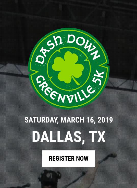 Dash Down Greenville 5k — Fitness Ambassadors