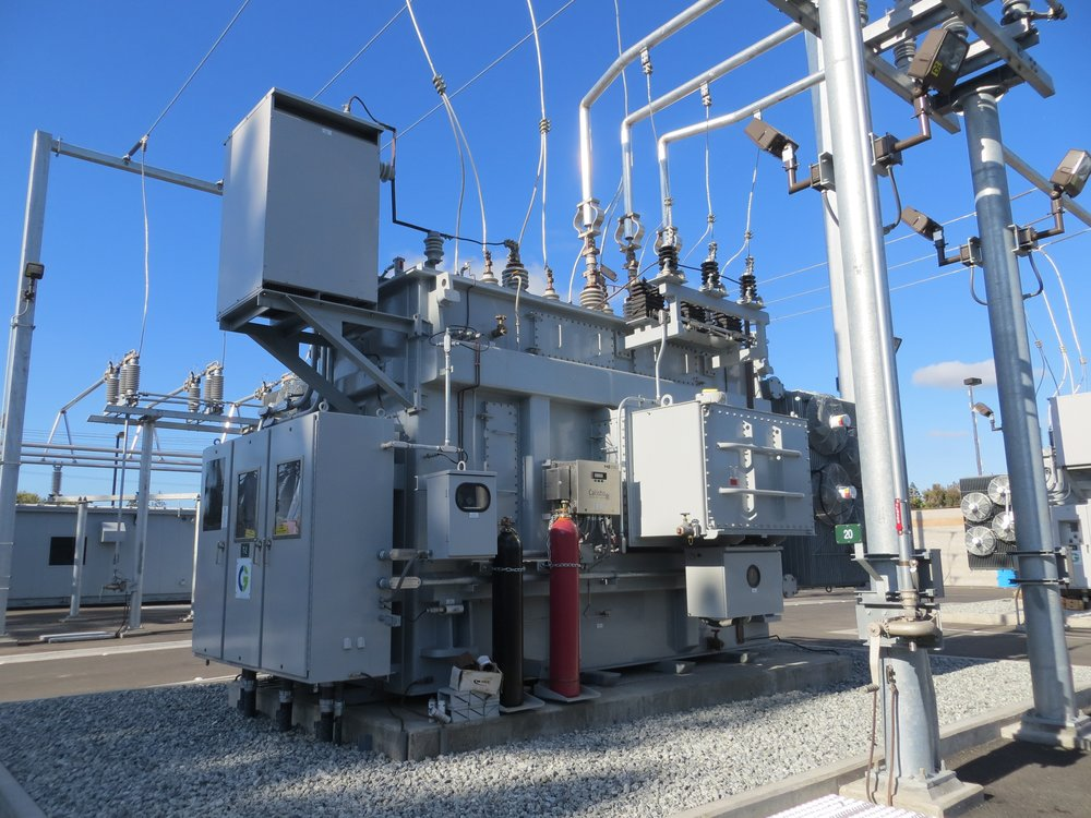 Design-Build Substation - This