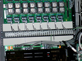 SCADA System - The Norwood Municipal Light Department retained PLM to assist in the procurement of a new SCADA system to augment an existing load management system. The SCADA system provides monitoring and control of two substations and two switching stations back to redundant master computers.