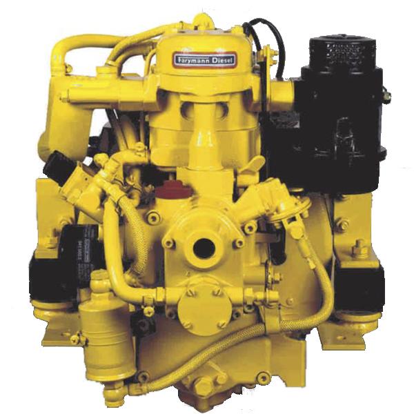 Farymann Marine Diesel -