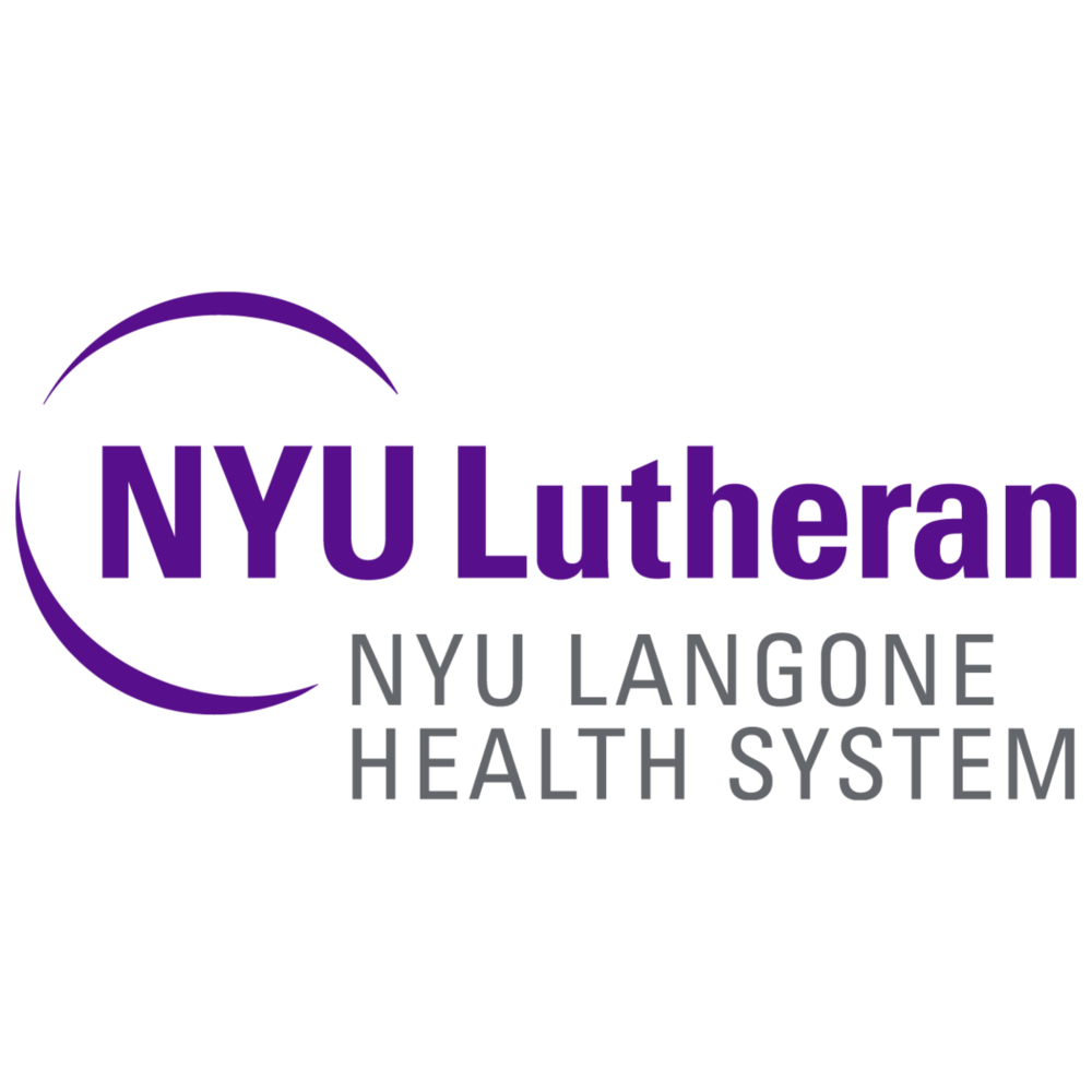 NYU Lutheran NYU Langone Health System logo