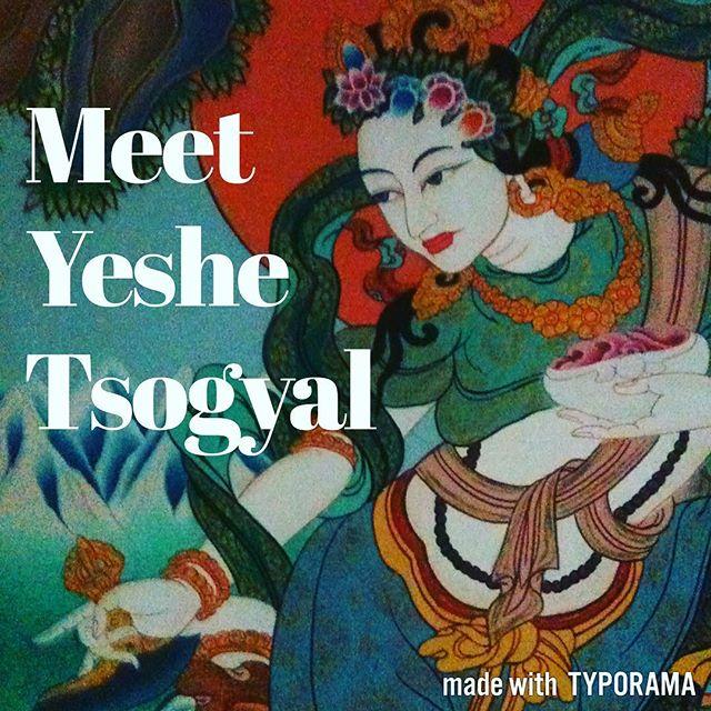"The Tsogyal Center offers online lineage teachings to connect you to Yeshe Tsogyal and the enlightened feminine. Help us share the Dharma with more people. Give to day to.Jnanasukha Foundation's year-end fundraiser ""Countless Rays of Benefit"" Link in profile #vajrayanaworld #jnanasukhafoundation #lamayeshewangmo #yeshetsogyal #buddha #dharma #tibet #tibetanbuddhism #tarelhamo #dakini #enlightenedfeminine #dudjomrinpoche #tarelhamo"