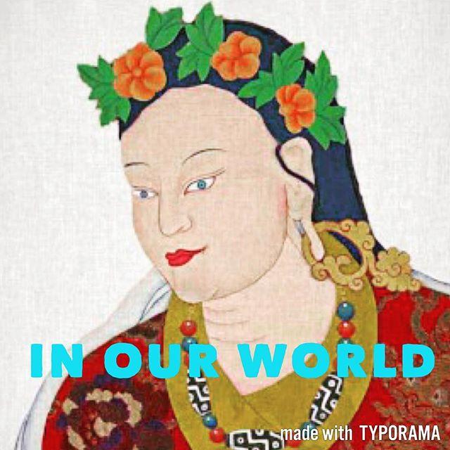 Yeshe Tsogyal is still teaching in our world. Experience her wisdom in the online practices and programs of teachings of the Dudjom Dakini Heart Essence under the leadership of Lama Dechen Yeshe Wangmo. Learn more and please support Lama's activity today! Visit our Countless Rays of Benefit fundraising website. Link in profile. #vajrayanaworld #jnanasukhafoundation #lamayeshewangmo #yeshetsogyal #buddha #dharma #tibet #tibetanbuddhism #tarelhamo #dakini #enlightenedfeminine #dudjomrinpoche #tarelhamo