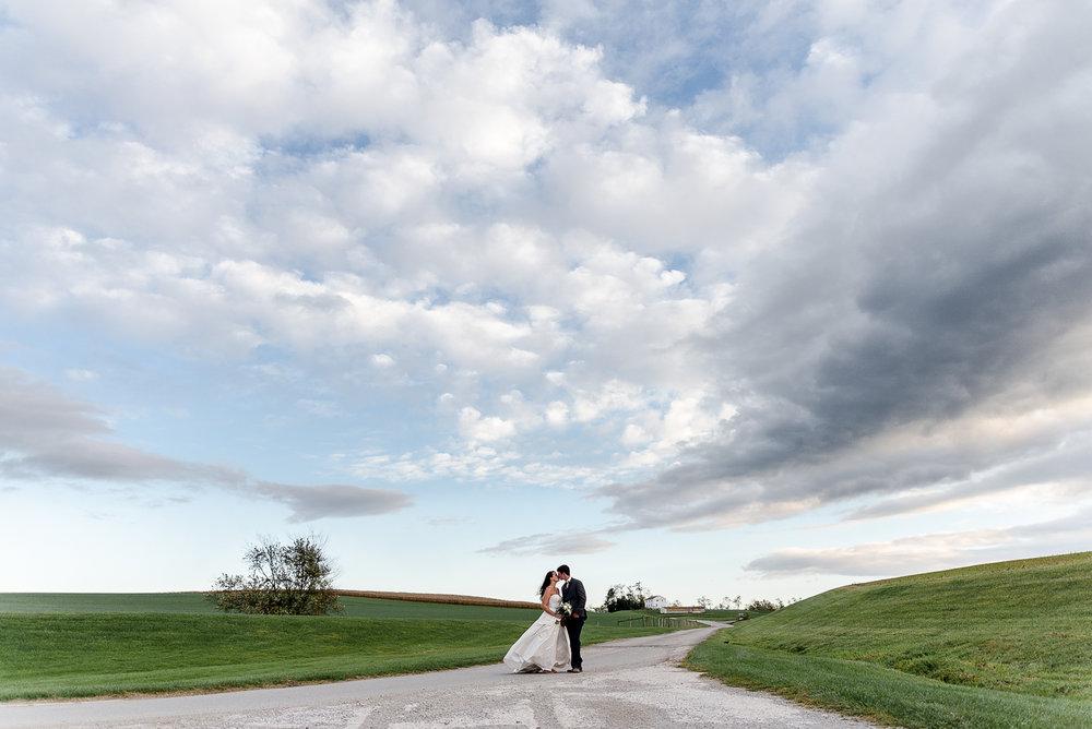 BRITTANY & DAVIS - Union Bridge, Maryland   Dairy Farm Wedding