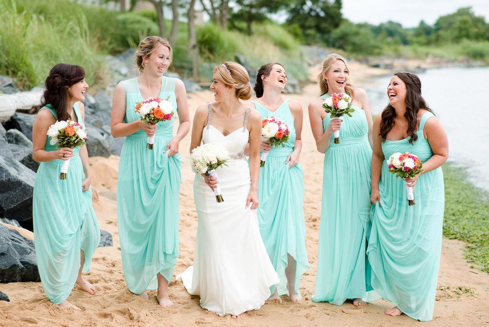 KATIE & JOSH - Stevensville, Maryland   Chesapeake Bay Beach Club Wedding