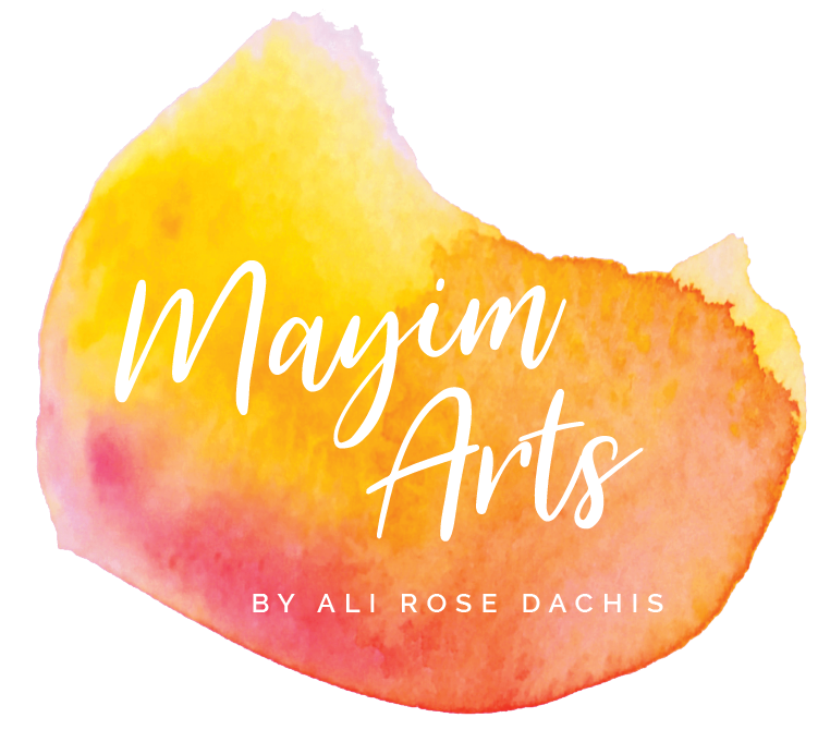 Mayim Arts - custom watercolor art and Ketubot