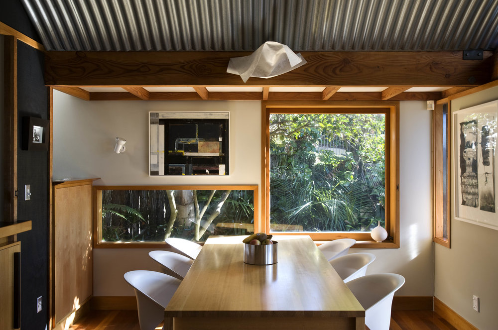 Heke Street House, Freemans Bay, Mitchell U0026 Stout Architects ...