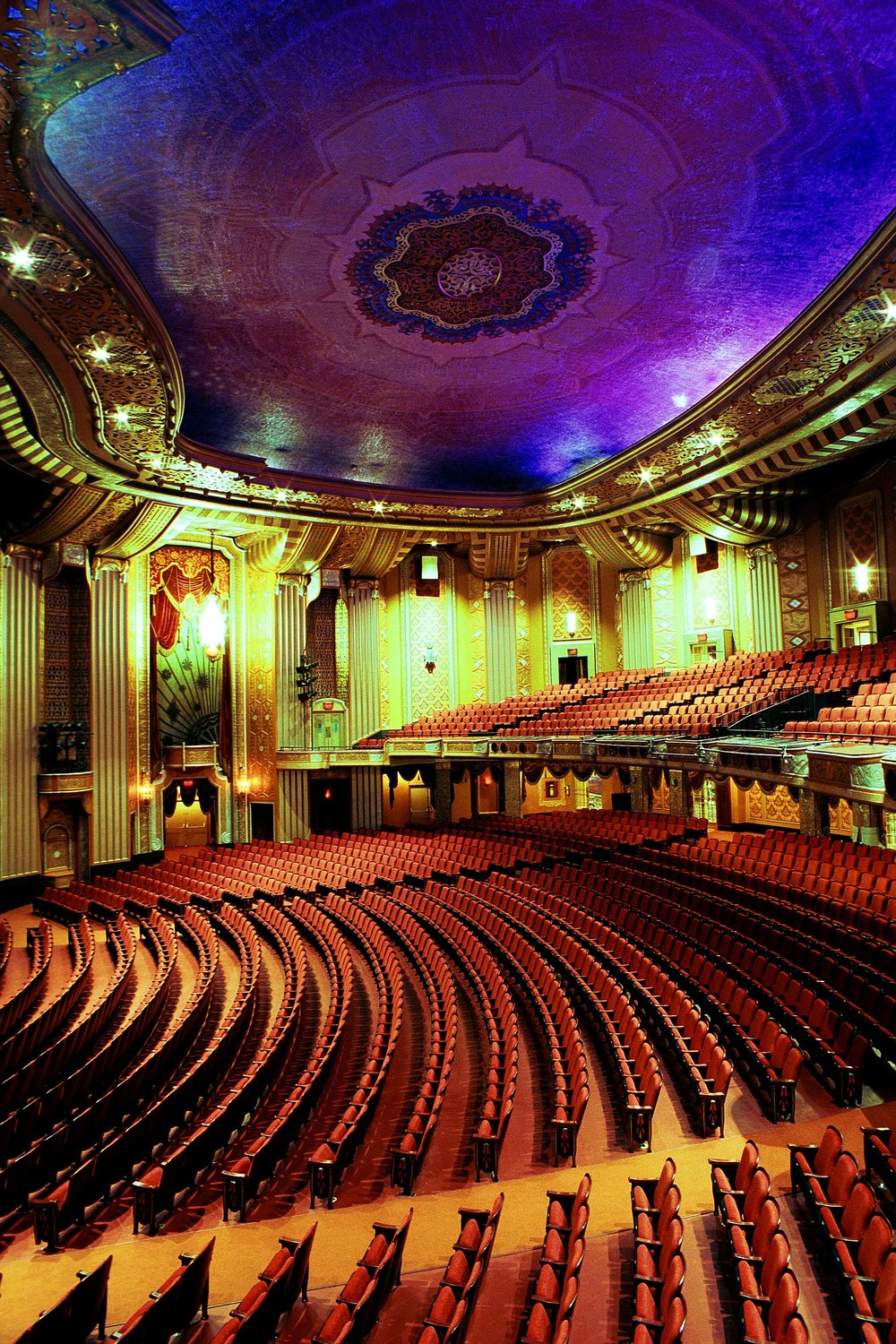 Warner Theatre Erie, PA