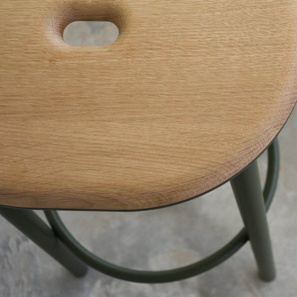 L63 Deck Barstool