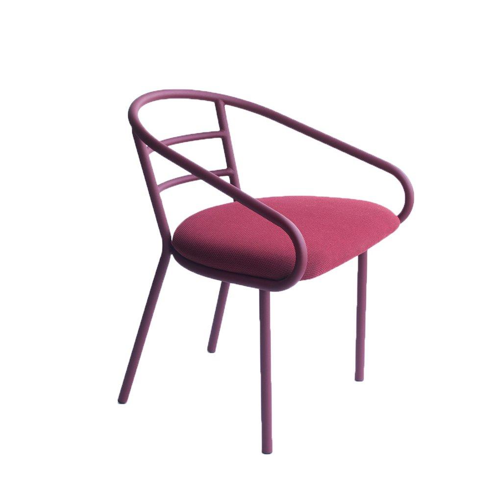 L31 Wedge Arm Chair