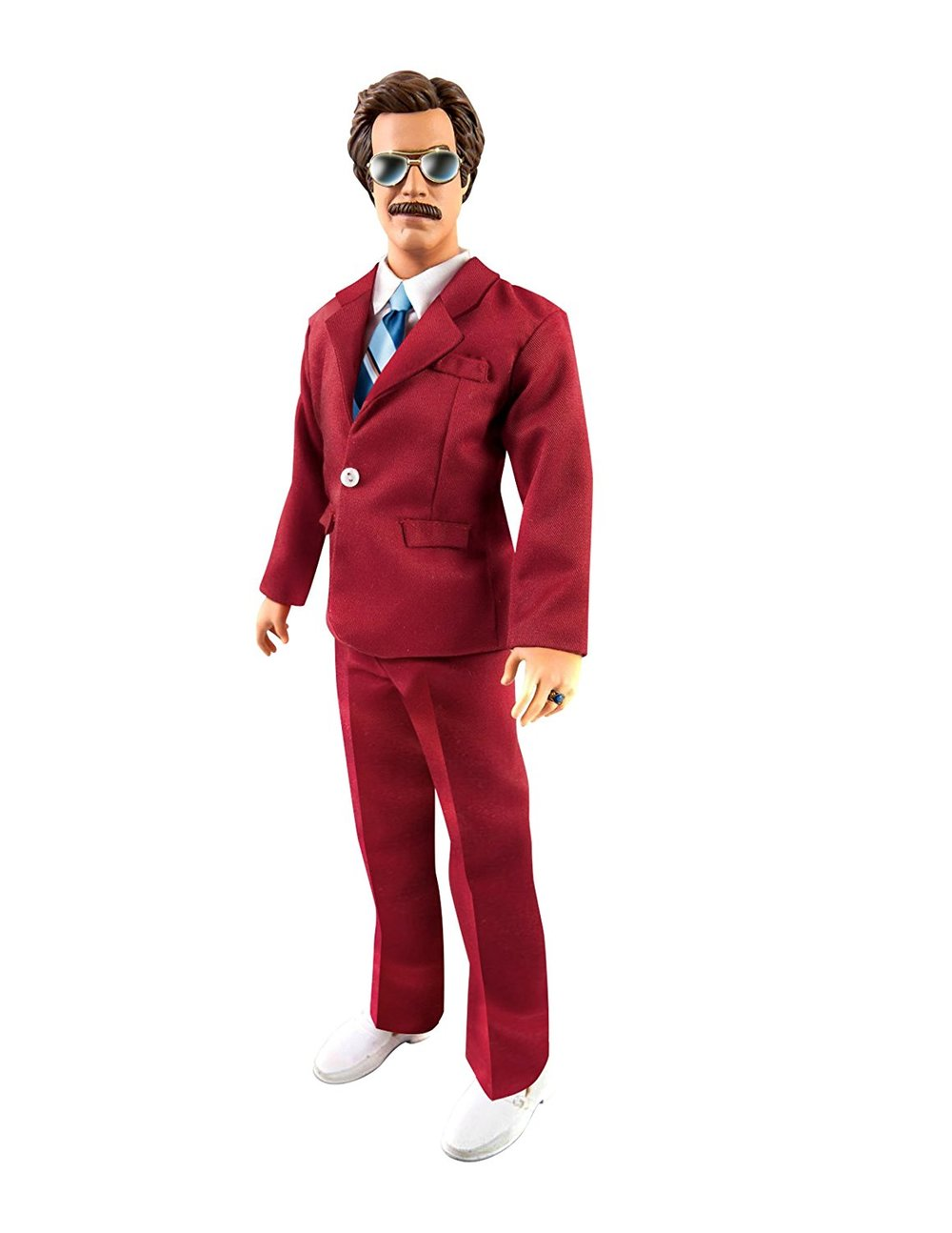 Talking Ron Burgundy Doll (Audio)