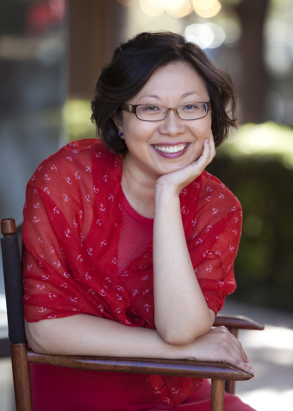 AnnHuang - Director Bio