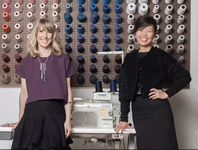 Writeup on fashion incubator, Factory Girls -  Southern Living