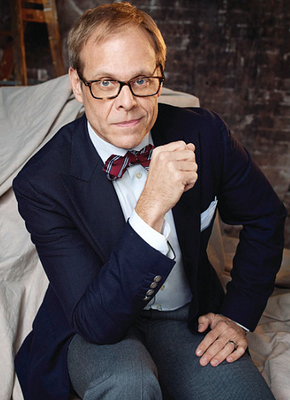 Interview with Alton Brown -  The Atlantan