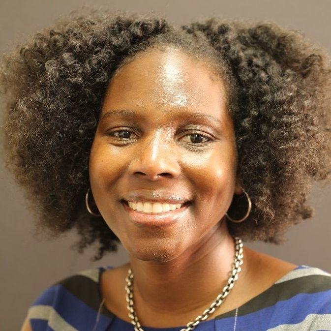 Cicely Garrett   Deputy Chief Resilience Officer for City of Atlanta