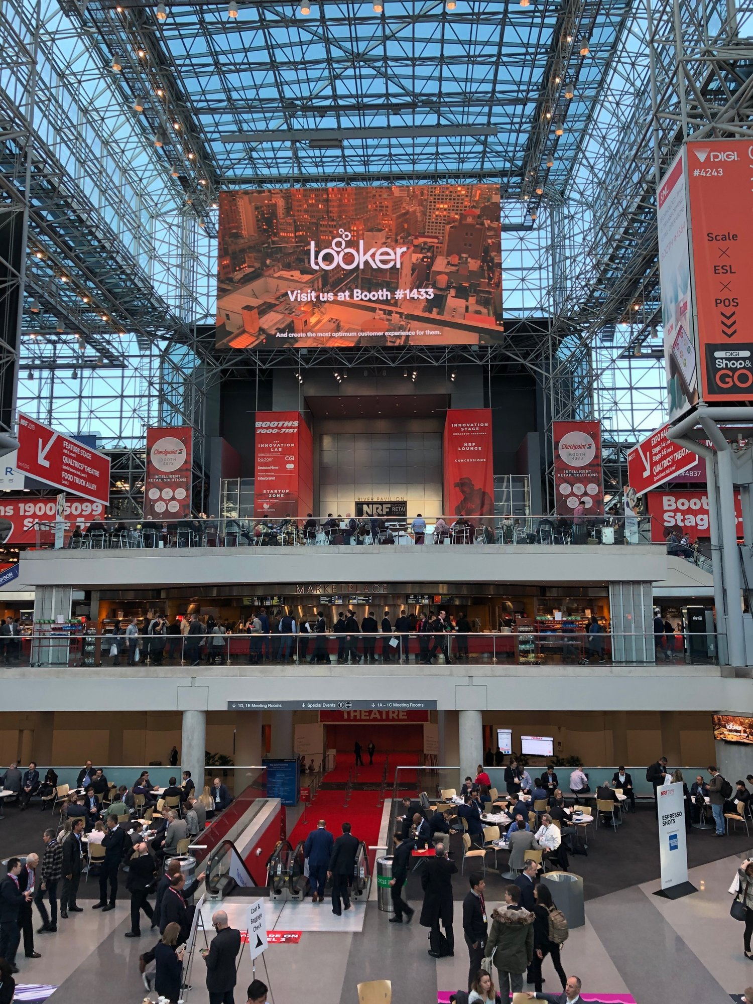 NRF 2019- What an amazing show!