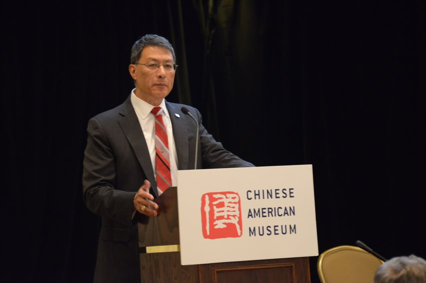 Major General, US Army (Ret.) Joseph Caravalho of the Henry M. Jackson Foundation speaks about his experiences as a Chinese American growing up in Hawaii.
