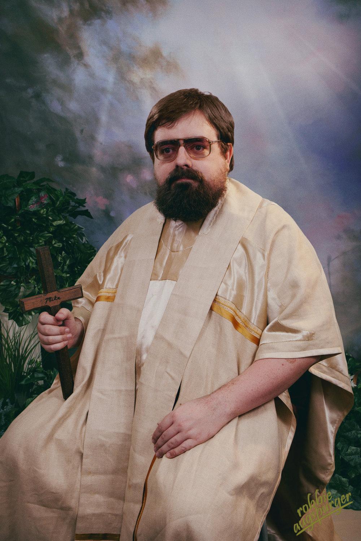 Mojo Priest