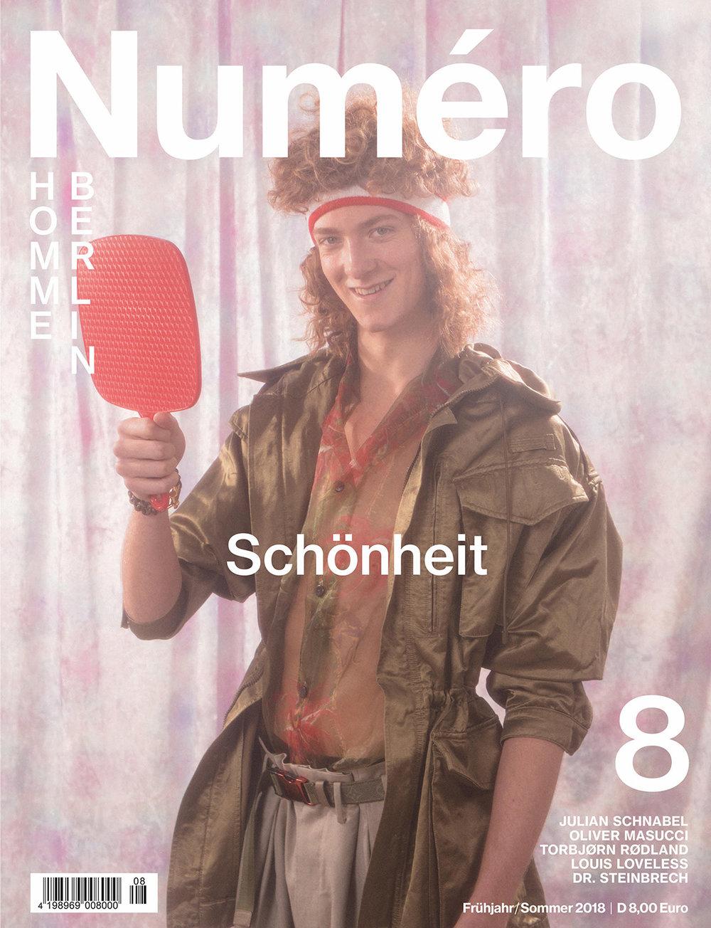 NUMERO HOMME BERLIN 8 - SCHÖNHEIT - LOUIS VUITTON