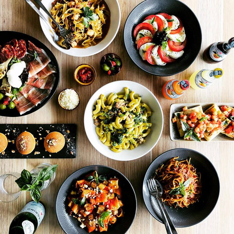 GROUP EVENTS - If you are a group of 8people or more, book your event with us and choose from one of the set menus below and… enjoy!