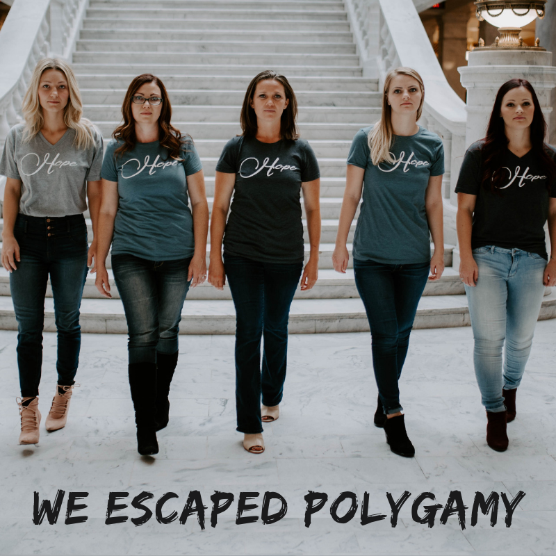 The Escape Stories of the Founders — Hope After Polygamy