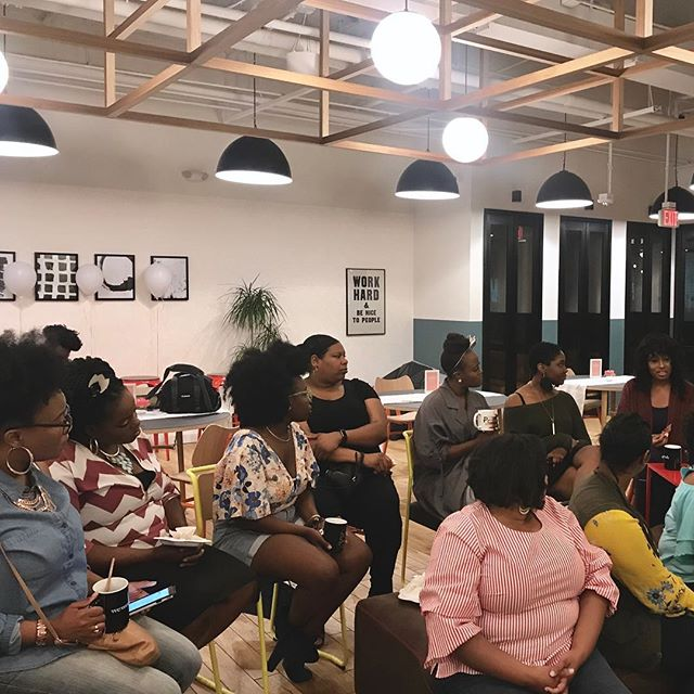 Join us tomorrow for our 2019 Vision Book ParTEA @3PM! . Link in bio . . . #event #empoweringwomen #empowerment #atl #atlanta #wework #blackgirlmagic #girlboss #visionboard #visionboardparty