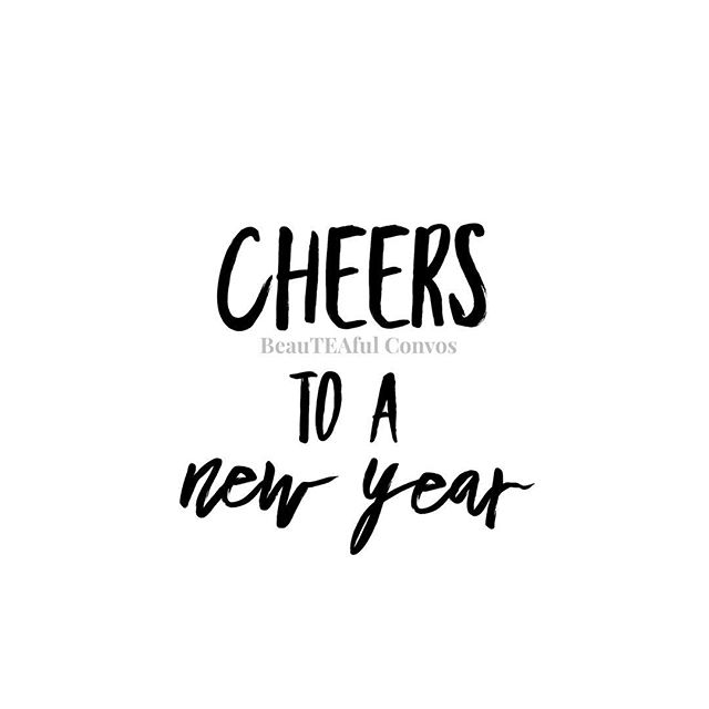 Cheers to a new year! May 2019 bring you much joy and success. . . . #happynewyear #newyear2019  #happy