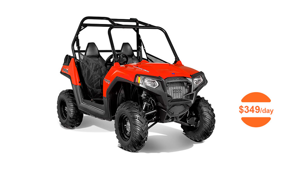 2010 Polaris RZRs 800 UTV 2 Seater