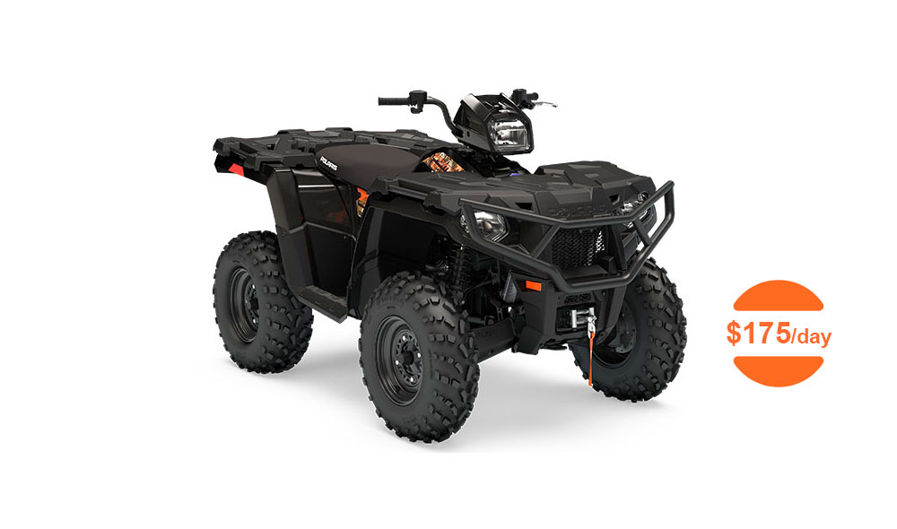 2018 Polaris Sportsman 570 ATV