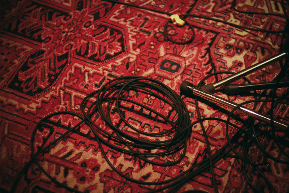 """Studio session of Hearing Trees recording their full-length debut album """"Quiet Dreams"""" //  www.hearingtrees.org"""