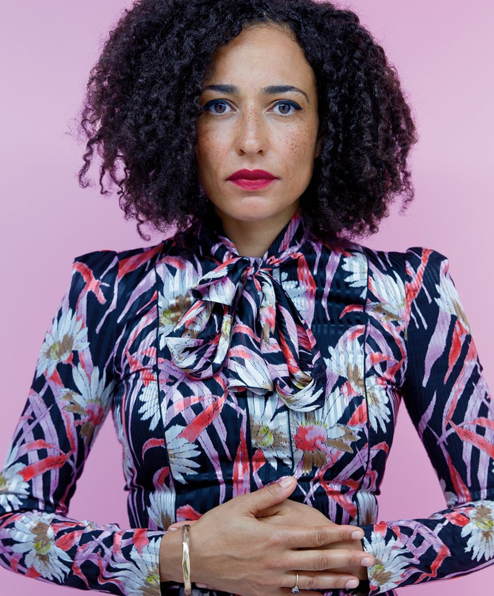 Meet Zadie Smith -