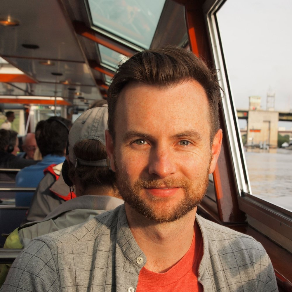 Ian Griffiths - Ian Griffiths is co-leading Seamless Bay Area's Vision & Strategy. Ian is a transportation planner and urban designer that has worked in the Bay Area and Toronto in both the public and private sectors for the past 11 years.