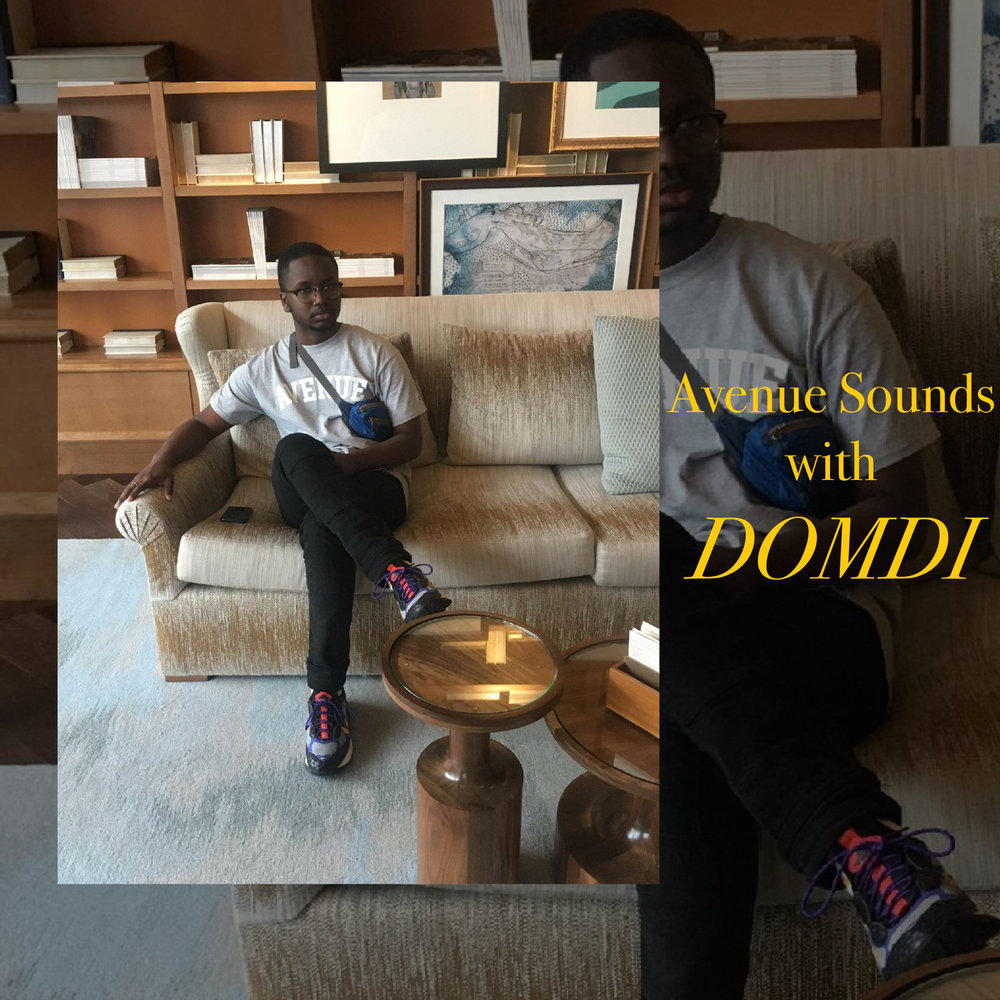Domdi - Avenue Sounds Cover.jpg