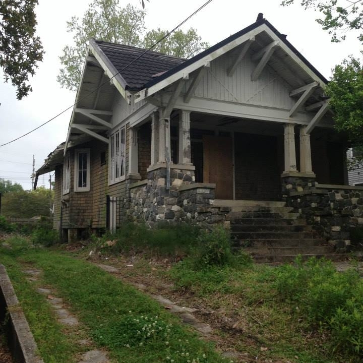 - New Orleans Historical Renovation and Rehab: Before