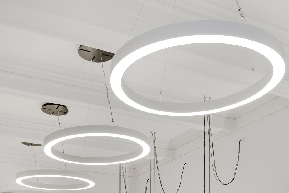 Anzac Square_Pendant Lighting