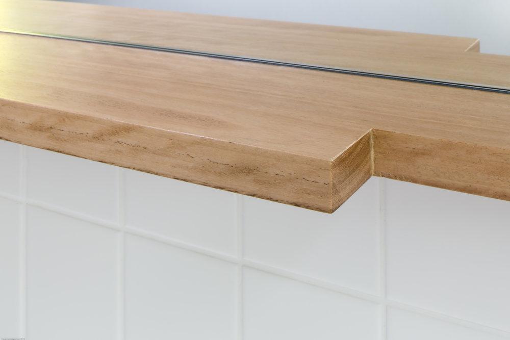 300 Adelaide Street_Timber Detailing