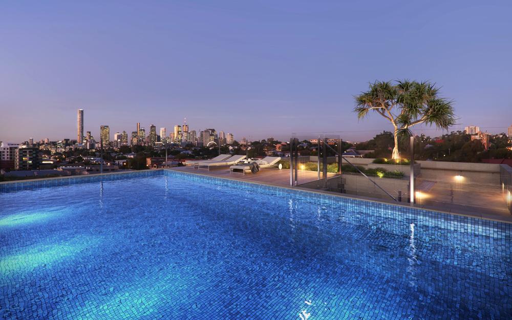 River Le_Rooftop Pool Terrace