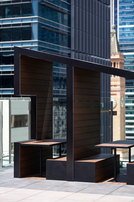 Rooftop Work Pod