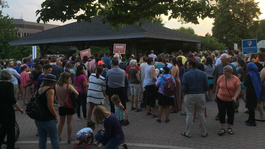 Bill Mego: Naperville's response to Charlottesville makes me glad I live here - August 18, 2017 - ...when I opened the Naperville Sun this past week and read that