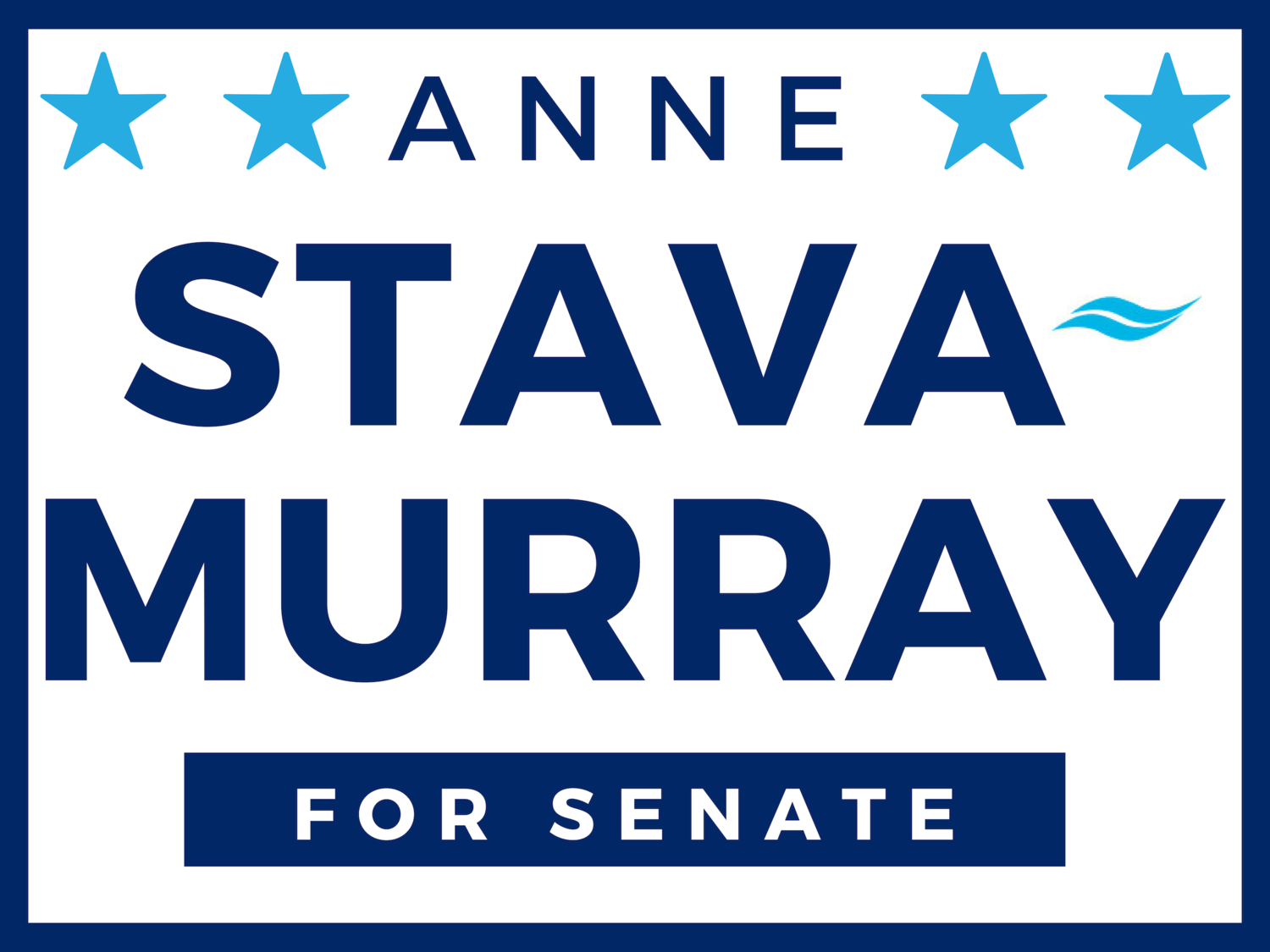 Anne Stava-Murray for Senate
