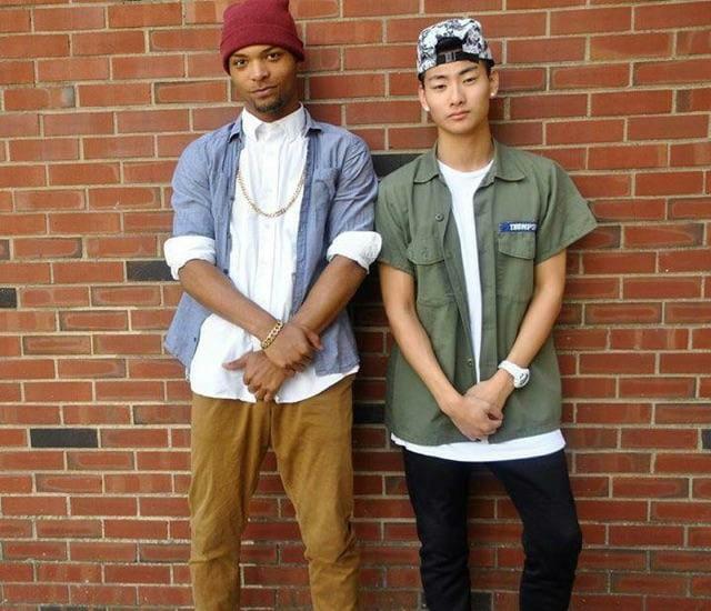 Chris and Darnell #UMdays