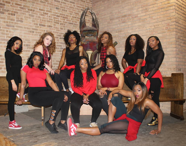 Crowned Elites is an all-female Chicago based group of young women inspired, determined, and encouraged to live out their dreams of dance expression. They bring to the stage high energy performances touched with Latin and Afro-fusion inspired hip-hop.