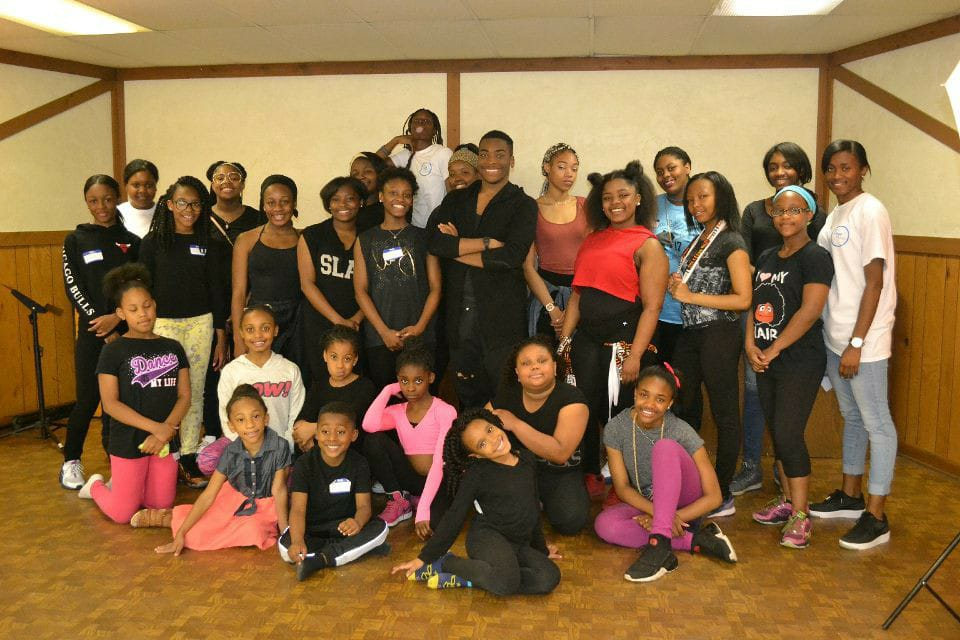 Last year, GiGi premiered the very first Dance 4 Our Lives Event, and it was a huge success!