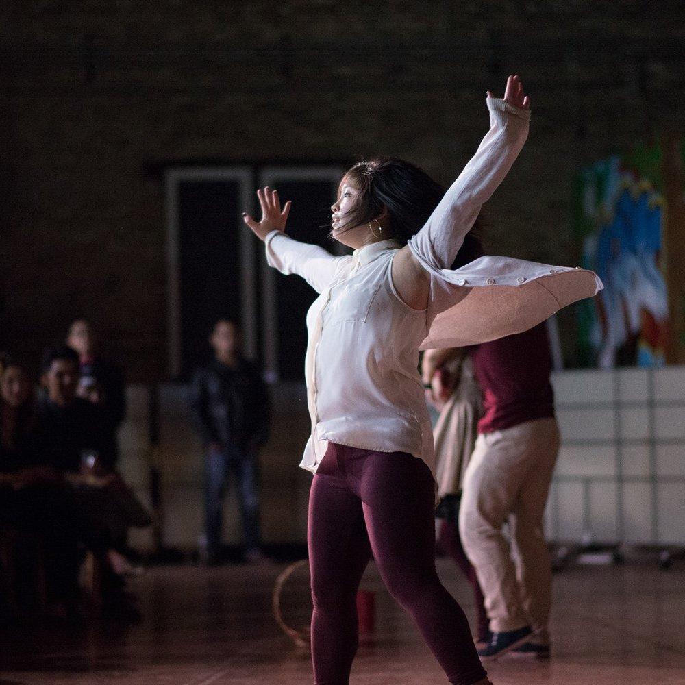 Caiti Performs at Ascension Performing Arts' Fall Benefit (Circa 2014). 📸:  Nathan Lee